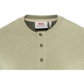 Fjällräven Greenland Buttoned LS Shirt Herren green